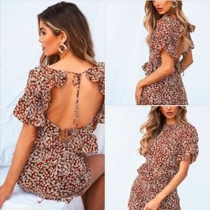 NWT - Sabo Skirt - Luella Dress